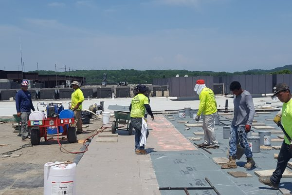 Leader in TPO, and EPDM Roofing Systems