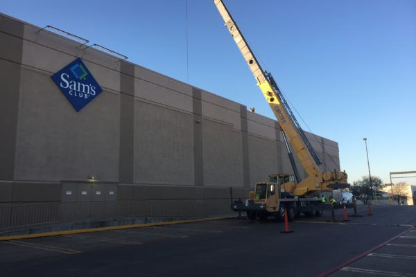 Sam's Club in Dallas, TX