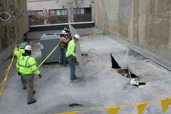 Emergency Roofing Repairs